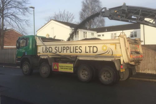 haulage west midlands